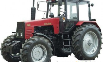 Універсальний колісний трактор мтз 1221: конструктивні особливості і не тільки