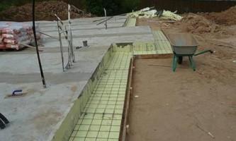 Утеплення шведська плита пристрій і технологія будівництва фундаменту