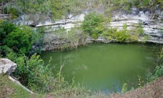 У центральній америці виявлений храм води майя