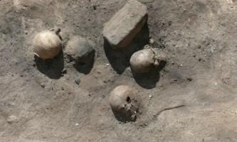 У єгипті виявлені останки жертв жахливої епідемії