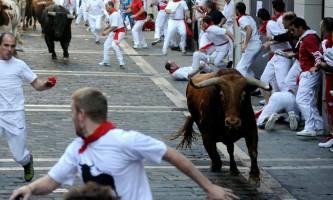 В іспанії спроба чоловіка зробити селфі з биком стала смертельною