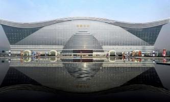 В китаї відкрилося найбільший будинок у світі