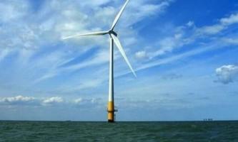 У норвегії розпочато будівництво найбільшої в світі плаваючою вітряної турбіни