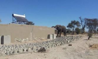 У зимбабве побудували незвичайний туалет