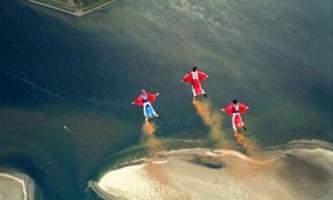 Вінгсьют (wingsuit) - `` білка-летяга ``