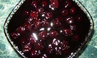 Вишневе варення, рецепти і закрутка