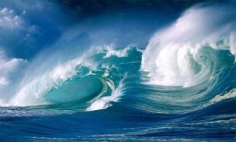 Хвилі віддають енергію в атмосферу