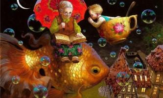 Чарівні малюнки для дітей від віктора нізовцева