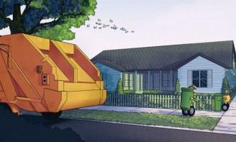 Volvo розробляє роботів-збирачів сміття