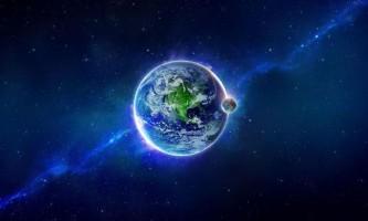 Можливо, земля - це насправді дві планети
