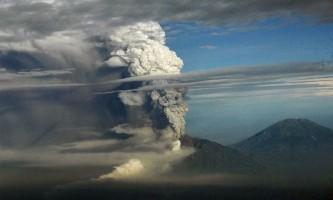 Вулкан мерапі