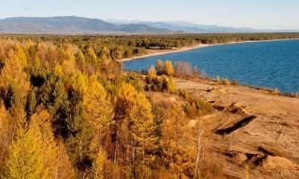 Забайкальський національний парк: подлеморье і його околиці