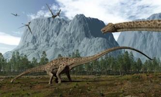 Зауроподи-титанозавра: діплодоки