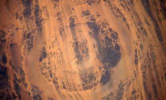 Земля під обстрілом метеоритів