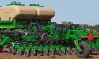 Зернові сівалки great plains spartan 607hd - потужність і зручне транспортування