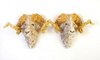 Тварини в піксельної графіку від шона сміта