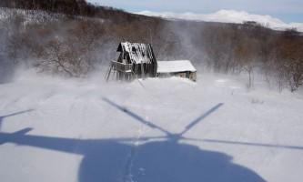 Зимовий криницький з повітря