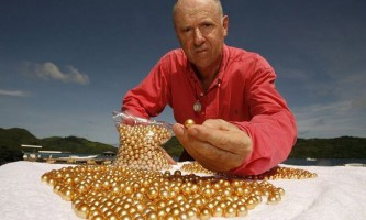 Золотий перли